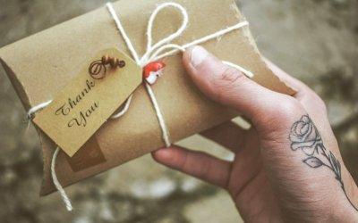 Экологически чистая подарочная упаковка: 7 лучших идей